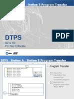 DTPS FAQ - Program Transfer Between Stations