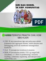 TEORI Model Keperawatan Komunitas.pptx