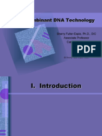 recombinant DNA technology Fuller