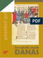 Hrvatski jezik danas (Posebni prilog Svjetla riječi, siječanj 2008.)