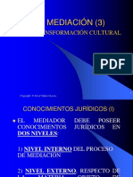 1C. APUNTES GENERALES MEDIACION (3)  MASTER ABOGACIA UV 2019-2020