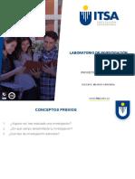LABORATORIO DE INVESTIGACION