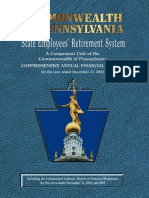 Cwopa Sers Comprehensive Annual Financial Report 2002