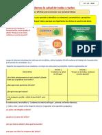 ACTIVIDAD COMPLEMENTARIA COM.  29 - 04 -  2020