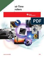 C2000 Microcontrollers Brochure