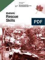 Basic Rescue Skills e