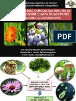 Semana_6_seminario_factores Físico-químicos Que Influyen en La Composición Química de Las Especies Vegetales de Uso Medicinal