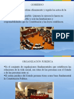ORGANIZACIÓN DEL ESTADO 1