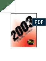 ATRA 2003 Seminar Manual