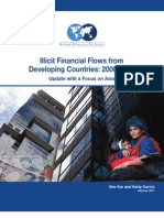 Illicit Financial Flows From Developing Countries:2000-2009 With a Focus on Asia