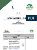 ACTIVIDADES EN  CASA  DE mexico y las guerras-1