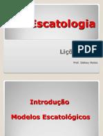 Escatologia-Aulas-7-e-8.pps