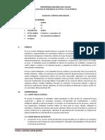 Silabo LD953 Competencias