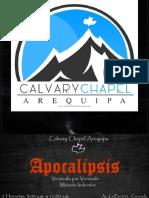 Apocalipsis 3;14,22 (1)