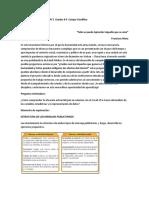 Guía Interdisciplinariedad 1 grados 8