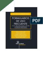 Formularios de Uso Frecuente - Desconocido