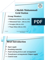 A Visit to Sheikh Muhammadi Grid Station