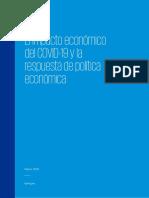 KPMG - El impacto económico del COVID-19