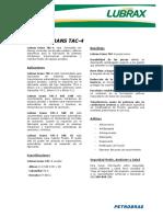 Lubrax Grans TAC-4
