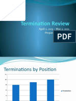 Termination Review