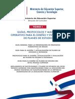 TOMO I _MESCYT_ EDUCACIÓN SUPERIOR planes de estudio.pdf