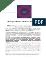 Chamada-Oficinárias-Fase II MM2021- Versão Final -Português - PDF