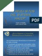 Pre-Requisitos del Sistema HACCP.pdf