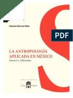 La antropología aplicada en México. Ensayos y reflexiones by Salomón Nahmad Sittón (z-lib.org).pdf