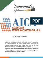 Reseña AICA oea