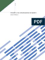 Iniciación a las comunicaciones de System i V6.1