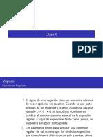 Procesamiento Natural del Lenguaje clase6