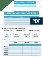 Exercicios Gramaticais I