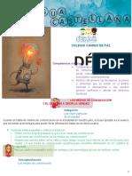 Lengua Castellana Décimo (Ciclo 08)