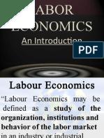 LCM-MBA Seminar Labour Economics
