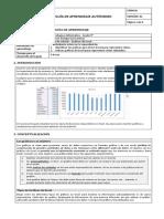Guía de aprendizaje #3 - Gráficos en Excel