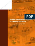 hospital preparednes 2019 who