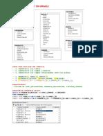 SENTENCIAS SQL - ORACLE CON RESULTADOS