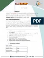 FICHA TECNICA BIOCLORO.pdf