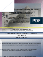 LCM-MBA Chouksey Engineering College (CEC)