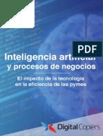 Digital Copiers  Inteligencia artificial y procesos de negocios