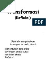 presentasi-matematika-kelas-xii-transformasi-refleksi