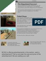 BCNN Newspaper First Edition
