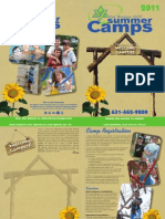 Suffolk Y 2011 Camp Brochure