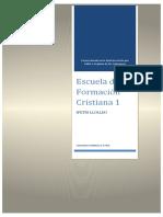 Ensayo EFC1 Colosenses