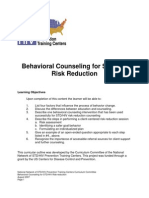 BehavioralCounseling2007
