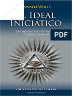 23. EL IDEAL INICIATICO - OSWALD WIRTH