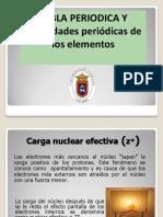 Periodicidad clase_dos