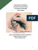 ¿Qué es ser descendiente de charrúa en el siglo XXI-.doc
