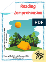 Reading Comprehension Worksheets Copyright English Created Resources.pdf