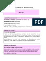 LEVANTAMIENTO DEL CARGO COORDINADOR DE PERSONAL (1)